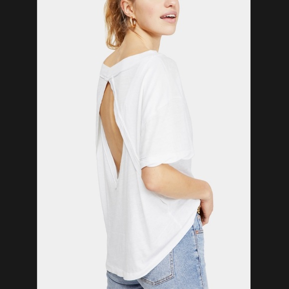 Free People Tops - Free People Shirt White size S